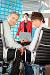 Business people in office, portrait Stock Photo - Premium Royalty-Free, Artist: Cultura RM, Code: 6108-05859459