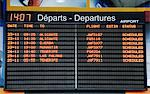 Airport departures board Stock Photo - Premium Royalty-Free, Artist: Oriental Touch, Code: 6108-05860597