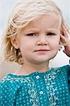 Portrait of a girl Stock Photo - Premium Royalty-Freenull, Code: 6108-05864088