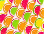 Colorful different Jelly Candy as sweet background Stock Photo - Royalty-Free, Artist: oxanatravel                   , Code: 400-05878036
