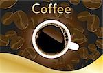 coffee Stock Photo - Royalty-Free, Artist: james2000                     , Code: 400-05879343