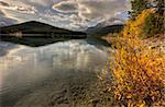 Rocky Mountains Kananaskis Alberta Canada in the Autumn Fall Stock Photo - Royalty-Free, Artist: pictureguy                    , Code: 400-05880059