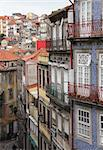 Portugal. Porto. Aerial view over the city Stock Photo - Royalty-Free, Artist: oxanatravel                   , Code: 400-05883923