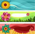 vector illustration of a easter card Stock Photo - Royalty-Free, Artist: nem4a                         , Code: 400-05884494