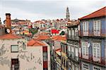 Portugal. Porto. Aerial view over the city Stock Photo - Royalty-Free, Artist: oxanatravel                   , Code: 400-05886292