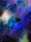 Space Stock Photo - Royalty-Free, Artist: rolffimages                   , Code: 400-05888374