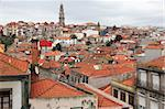 Portugal. Porto. Aerial view over the city Stock Photo - Royalty-Free, Artist: oxanatravel                   , Code: 400-05888764