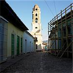 Museo Nacional de la Lucha Contra Bandidos (former monastery), Trinidad, Cuba