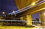freeway at night Stock Photo - Royalty-Free, Artist: leungchopan                   , Code: 400-05889654