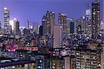 Hong Kong city Stock Photo - Royalty-Free, Artist: leungchopan                   , Code: 400-05889685