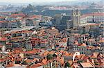 Portugal. Porto. Aerial view over the city Portugal. Porto. Aerial view over the city Stock Photo - Royalty-Free, Artist: oxanatravel                   , Code: 400-05890242