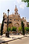 Iglesia de los Santos Juanes, Valencia, Spain Stock Photo - Royalty-Free, Artist: sergey_peterman               , Code: 400-05890310