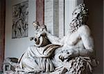 God of River Tiber sculpture in the Vatican Museum, Rome, Italy Stock Photo - Royalty-Free, Artist: kvkirillov                    , Code: 400-05894609