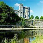 Kilkenny Castle, County Kilkenny, Ireland Stock Photo - Royalty-Free, Artist: phbcz                         , Code: 400-05899186