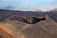 Etna landscape Stock Photo - Royalty-Freenull, Code: 400-05899683