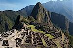 Machu Picchu, the ancient Inca city in the Andes, Peru Stock Photo - Royalty-Free, Artist: Chemik11                      , Code: 400-05901543