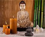 Buddha background Stock Photo - Royalty-Free, Artist: JanPietruszka                 , Code: 400-05911189