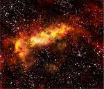 nebula gas cloud in deep outer space Stock Photo - Royalty-Free, Artist: clearviewstock                , Code: 400-05915256