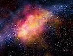 nebula gas cloud in deep outer space Stock Photo - Royalty-Free, Artist: clearviewstock                , Code: 400-05915258