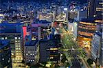 Downtown Kobe, Japan Stock Photo - Royalty-Free, Artist: sepavo                        , Code: 400-05924774