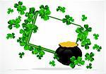 Greeting Cards St Patrick Day vector illustration Stock Photo - Royalty-Free, Artist: rodakm                        , Code: 400-05925697