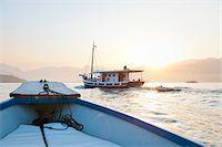 Boating near Paraty, Rio de Janeiro, Brazil Stock Photo - Premium Rights-Managednull, Code: 700-05947878