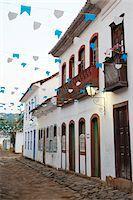 Street Scene, Paraty, Rio de Janeiro, Brazil Stock Photo - Premium Rights-Managednull, Code: 700-05947879