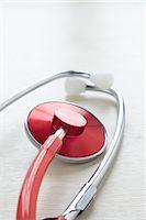 Still Life of Stethoscope Stock Photo - Premium Rights-Managednull, Code: 700-05948046