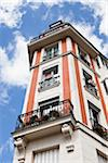 Apartment Building, Paris, France Stock Photo - Premium Rights-Managed, Artist: Ikonica, Code: 700-05948063