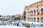 Colosseum in Winter, Rome, Lazio, Italy Stock Photo - Premium Rights-Managed, Artist: Siephoto, Code: 700-05948117