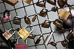 Love Locks on the Pont des Arts, Paris, France Stock Photo - Premium Rights-Managed, Artist: ableimages, Code: 822-05948784