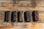 Wooden blocks spelling Texas Stock Photo - Premium Royalty-Free, Artist: Daryl Benson, Code: 649-05951248