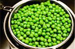 Close-up of green peas Stock Photo - Premium Royalty-Free, Artist: AWL Images, Code: 698-05957343