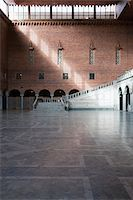 stockholm - Stockholm city hall Stock Photo - Premium Royalty-Freenull, Code: 698-05958154