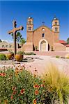 San Miguel Mission, Socorro, New Mexico, United States of America, North America Stock Photo - Premium Rights-Managed, Artist: Robert Harding Images, Code: 841-05961691