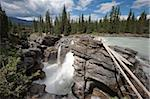 Athabasca Falls, Jasper National Park, UNESCO World Heritage Site, British Columbia, Rocky Mountains, Canada, North America Stock Photo - Premium Rights-Managed, Artist: Robert Harding Images, Code: 841-05961771