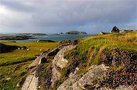Rugged landscape, Isle of Lewis, Western Isles, Scotland, United Kingdom, Europe Stock Photo - Premium Rights-Managednull, Code: 841-05961880
