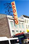 The world famous Apollo Theatre in Harlem, New York City, New York, United States of America, North America Stock Photo - Premium Rights-Managed, Artist: Robert Harding Images, Code: 841-05961947