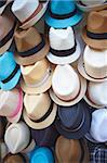 Hat shop, Istanbul, Turkey, Europe