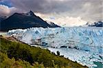 Spectacular Perito Moreno glacier, situated within Los Glaciares National Park, UNESCO World Heritage Site, Patagonia, Argentina, South America Stock Photo - Premium Rights-Managed, Artist: Robert Harding Images, Code: 841-05962391