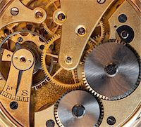 Antique Watch Stock Photo - Premium Royalty-Freenull, Code: 618-05963342