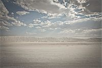 White Sands National Monument, New Mexico, USA Stock Photo - Premium Royalty-Freenull, Code: 600-05973172