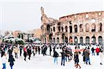 Colosseum in Winter, Rome, Lazio, Italy Stock Photo - Premium Rights-Managed, Artist: Siephoto, Code: 700-05973426