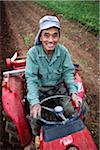 Portrait of Sweet Potato Farmer, Yomitan Village, Nakagami District, Okinawa Island, Okinawa Prefecture, Japan Stock Photo - Premium Rights-Managed, Artist: R. Ian Lloyd, Code: 700-05973996
