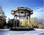 Gazebo at Villa Bellini, Catania, Sicily, Italy Stock Photo - Premium Rights-Managed, Artist: Siephoto, Code: 700-05974008