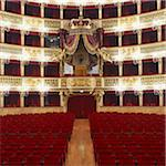 Teatro di San Carlo, Naples, Campania, Italy Stock Photo - Premium Rights-Managed, Artist: Siephoto, Code: 700-05974035