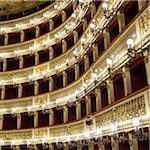 Teatro di San Carlo, Naples, Campania, Italy Stock Photo - Premium Rights-Managed, Artist: Siephoto, Code: 700-05974037