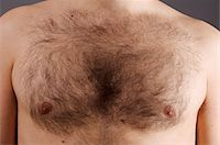 Detail of the chest of a man Stock Photo - Premium Royalty-Freenull, Code: 653-05976745