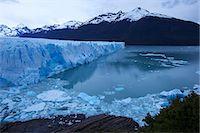 perito moreno glacier - View of Perito Moreno Glacier in low evening light, Parque Nacional Los Glaciares, El Calafate, Patagonia, Argentina, South America Stock Photo - Premium Royalty-Freenull, Code: 682-05977106