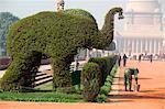 Rashtrapati Bhavan (Presidential Palace), New Delhi, India Stock Photo - Premium Royalty-Free, Artist: Robert Harding Images, Code: 682-05977307